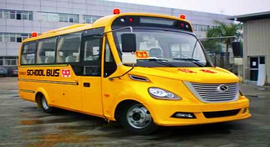金龙31座幼儿园校车