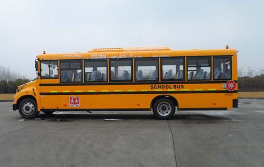 东风56座小学生校车