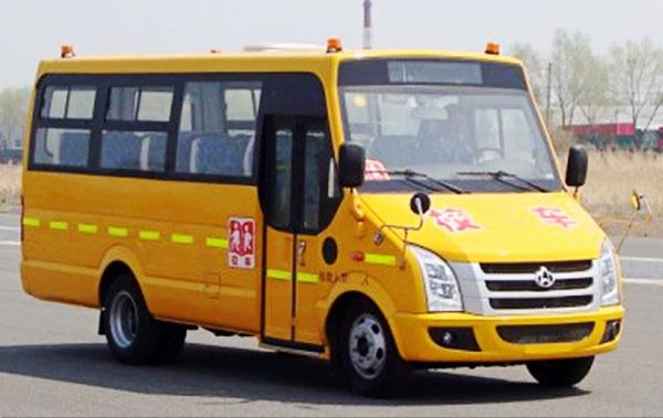 长安24座幼儿园校车