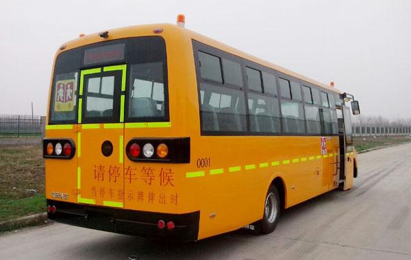 楚风51座小学生校车