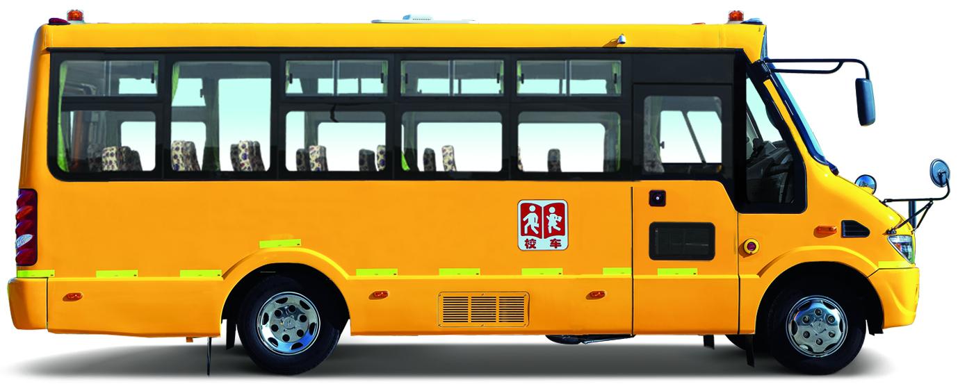 金龙海格40座小学生校车