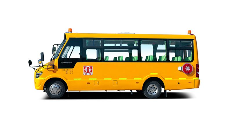 金龙28座小学生校车价格
